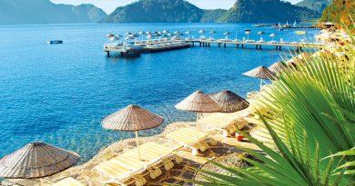 5 излюбленных российскими туристами пляжей в Турции