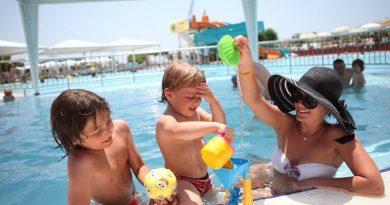 Как легко организовать отдых в Турции с ребенком