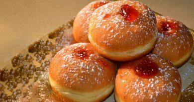 Готовим лучшие пончики Фанки