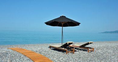 5 курортов России, где уже в мае отлично подогрето море