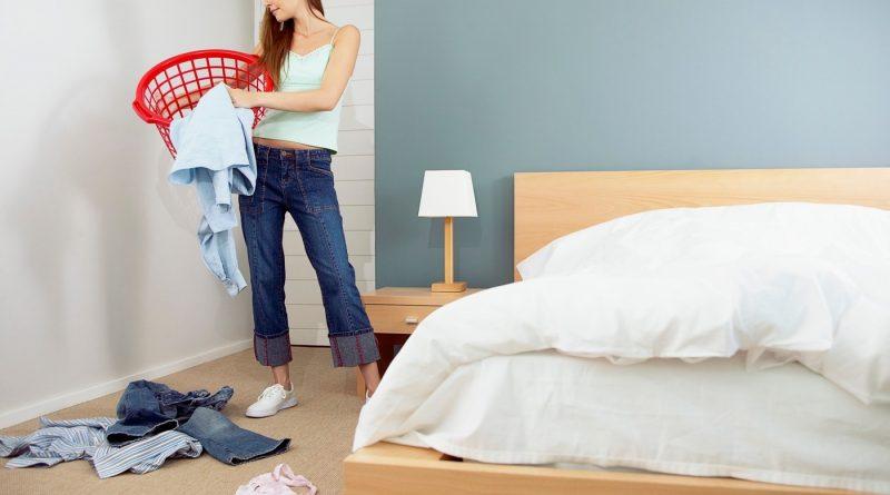 Вещи, которые не нужны в спальне.
