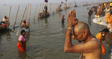 Почему в Индии не стоит купаться в реке Ганг