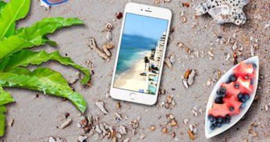 Советы и рекомендации, как защитить смартфон на пляже от воды, перегрева и царапин