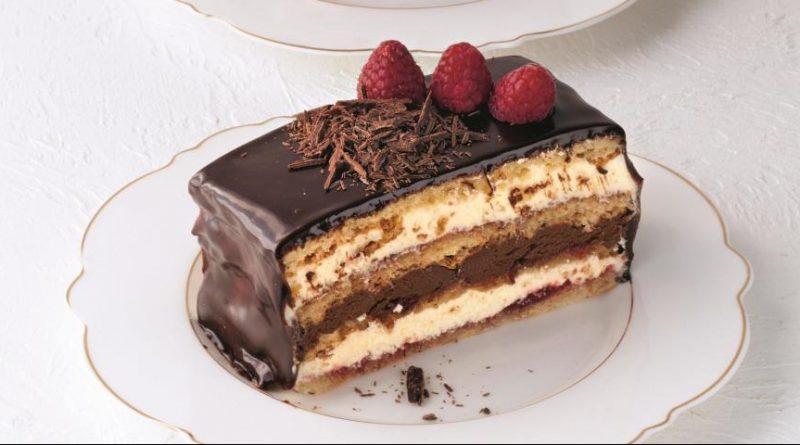 Пирожные «Джоконда»