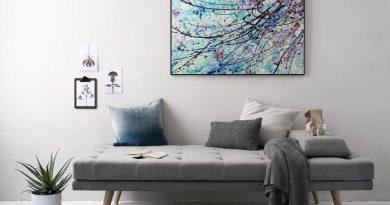 Как подобрать живопись для интерьера?