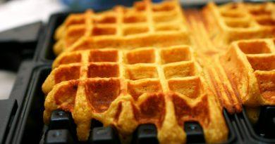 4 рецепта теста для вафель