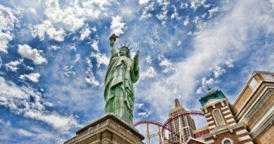 Топ-7 самых посещаемых городов в мире