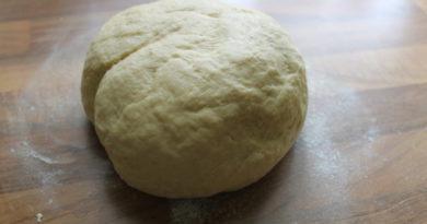 Дрожжевое тесто за 5 минут