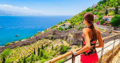 10 причин почему туристы так любят отдыхать в Турции