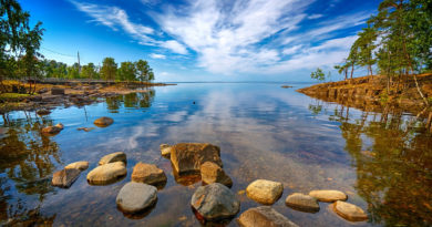 5 горных мест для пешего туризма в России