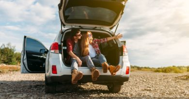 Путешествие на авто: советы, которые упростят вам жизнь