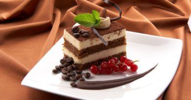 Тортик на десерт