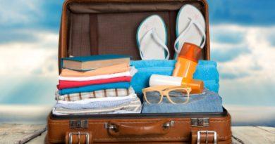 Что путешественники забывают положить в чемодан?