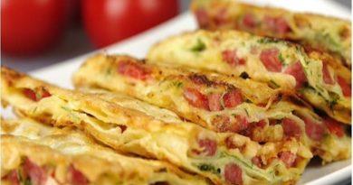 Вкусная закуска из лаваша