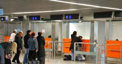 5 частых ошибок туристов на паспортном контроле в аэропорту