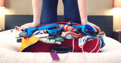 Полезные советы, чтобы упаковать чемодан за считанные минуты