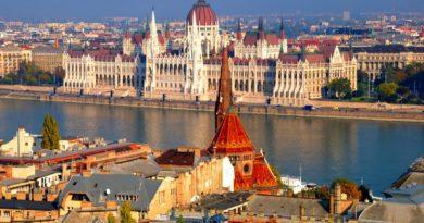 10 фактов про Будапешт, которые вы, возможно, не знали.