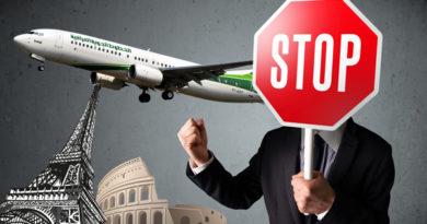 Что такое черный список авиакомпаний и как в него не попасть?