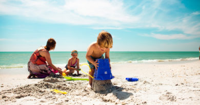 Где в Крыму есть условия отдыха для туристов с маленькими детьми?