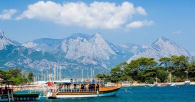 5 курортов Турции, где уровень пляжного курорта не хуже, чем в Европе