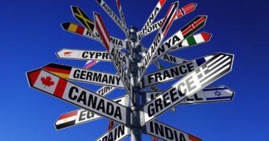Список стран, в которых пропадают туристы