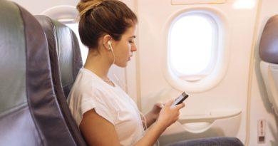Чем заняться в самолёте: 22 способа отвлечься