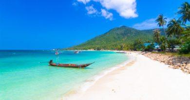 5 отличных пляжей Таиланда, на которых практически не бывает людей