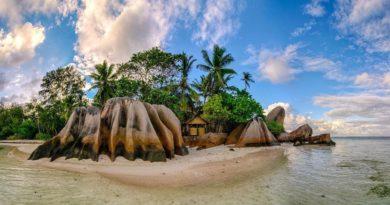10 самых красивых пляжей, покоряющих туристов с первого взгляда