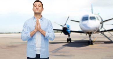 5 уловок для туристов, которые боятся летать самолетами