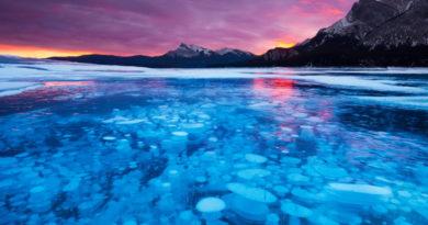 5 красивейших явлений природы