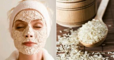 Умывание рисовой маской… и никакой тоналки не нужно больше!