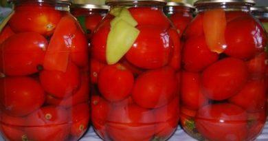 """""""Царские"""" помидоры, на зиму"""