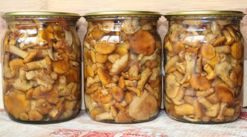 Универсальный маринад для большинства грибов