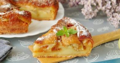Парижский яблочный пирог