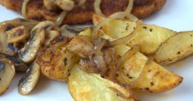Картофель в рукаве «Ужин для мужа