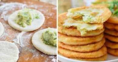 Пирожки с картошкой на кефире. Особенный рецепт
