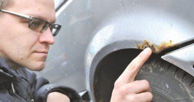 Какие ошибки автовладельцев приводят к появлению ржавчины на машине