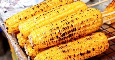 Кукуруза-гриль: как правильно приготовить