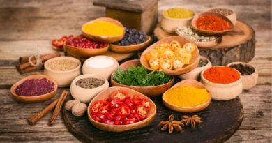 5 специй, которые идеально сочетаются с любыми блюдами
