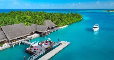Топ-5 самых дорогих курортов мира.