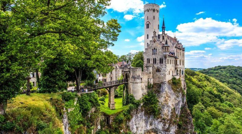 5 крутых замков, в которых хочется остаться жить