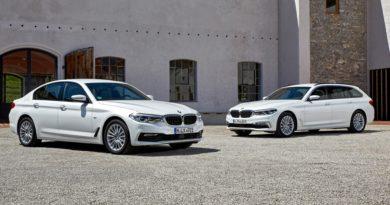 BMW 5 серии получает мягкий гибрид
