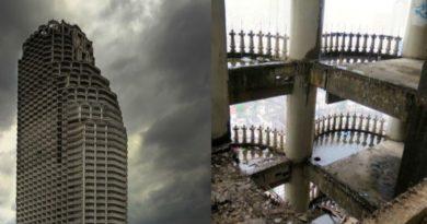 4 заброшенных небоскреба по всему миру