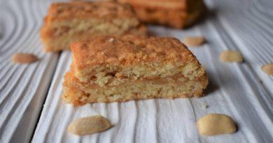 Орехово - медовое печенье