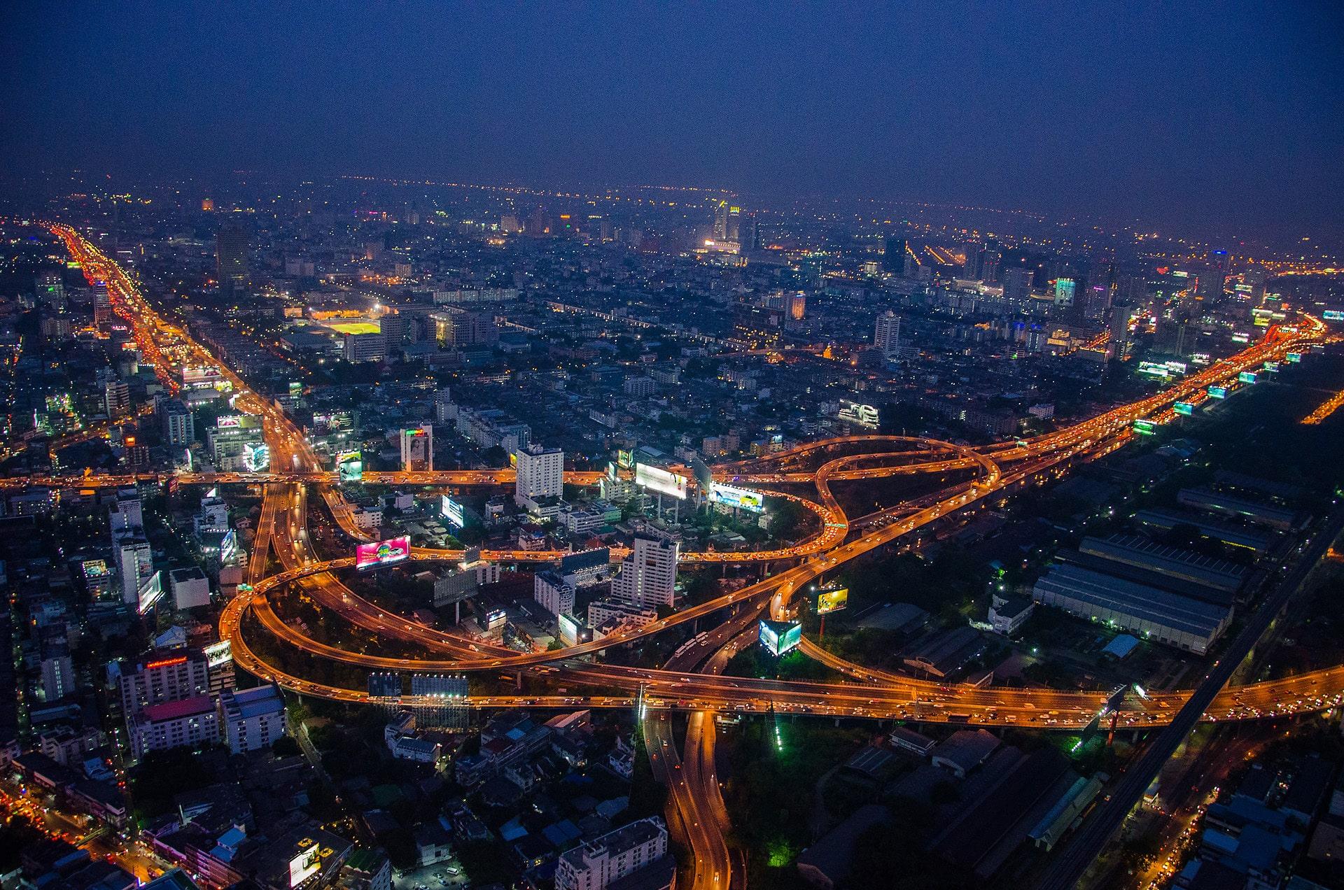 город фото тайланде тогда