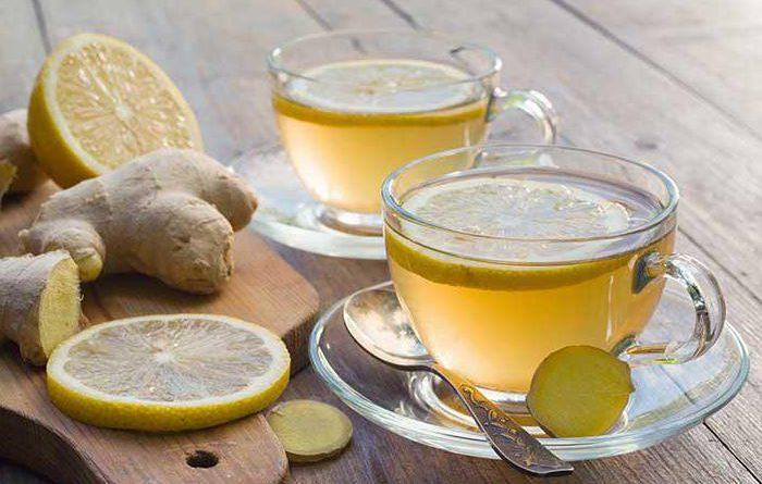 Имбирный чай - самое верное средство от простуды