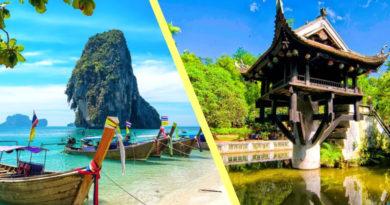 Где дешевле этой зимой: во Вьетнаме или в Таиланде?