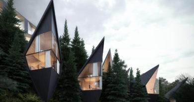 Семь необыкновенных жилых домов в Италии