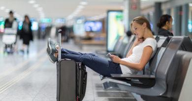 Какими услугами в аэропорту можно воспользоваться бесплатно