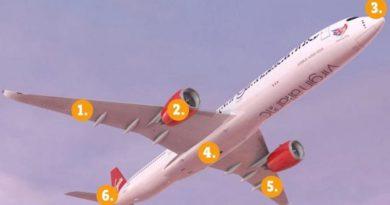 Как правильно осмотреть снаружи самолет, чтобы чувствовать себя в безопасности